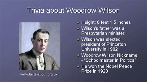 biography facts president woodrow wilson biography youtube