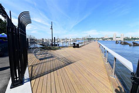 boat basin restaurants names photo flash nyc parks finishes reconstruction of historic