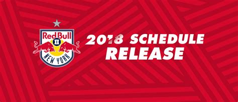 nyrb ii announce  usl schedule  york red bulls