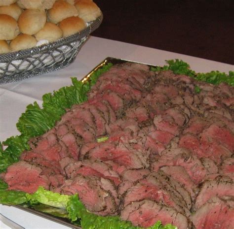 beef tenderloin menu dinner party 17 best images about southern wedding hors d oeuvres on