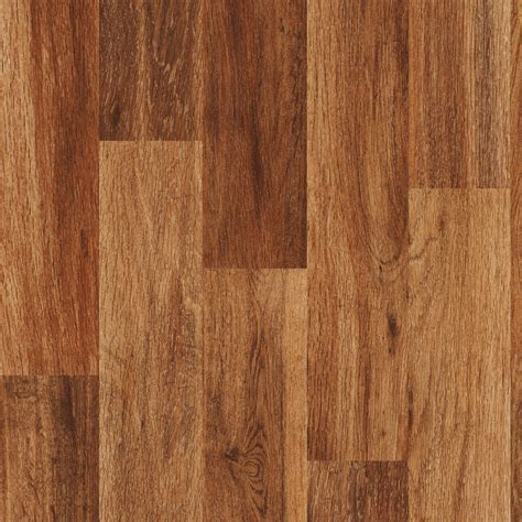 laminate wood floor shop style selections 7 59 in w x 4 23 ft l fireside oak