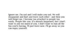 Sad Break Up Letters For Him Gallery For Gt Best Friend Letters That Make You Cry Tumblr
