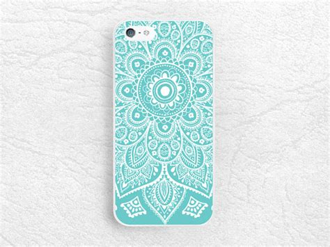 white pattern phone case mandala floral lace pattern phone case for iphone 7 iphone x