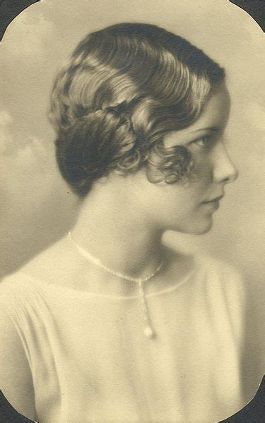 1920 Wave Hairstyles by Marcel Waves And Finger Waves Hairstyles Of The 1920s