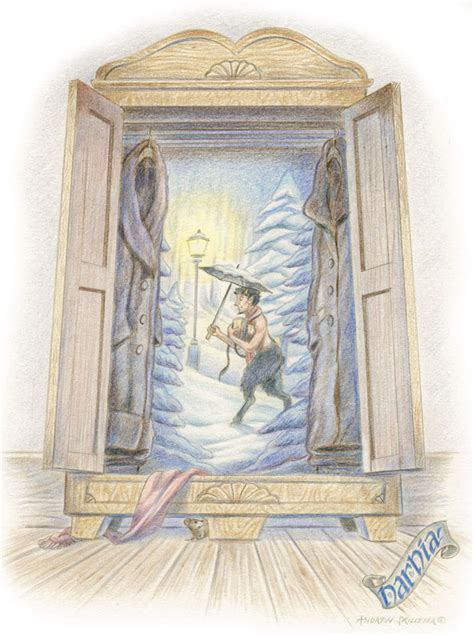 Wardrobe To Narnia by Narnia Wardrobe Drawing Www Pixshark Images