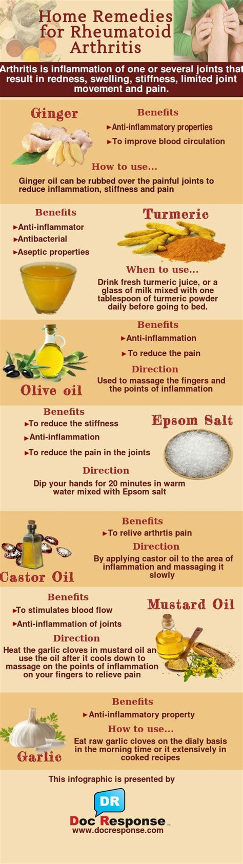 home remedies for rheumatoid arthritis 17 best images about knee therapy osteoarthritis on