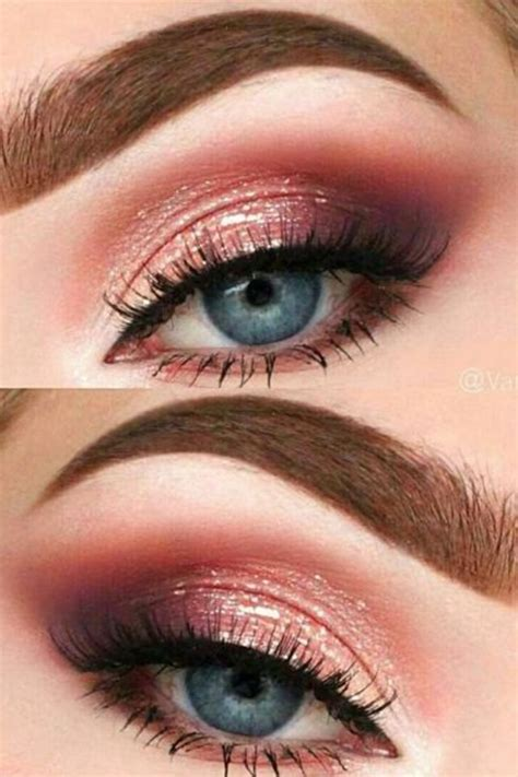 Eyeshadow Faced 12 photos of eyeshadow looks for a fresh style