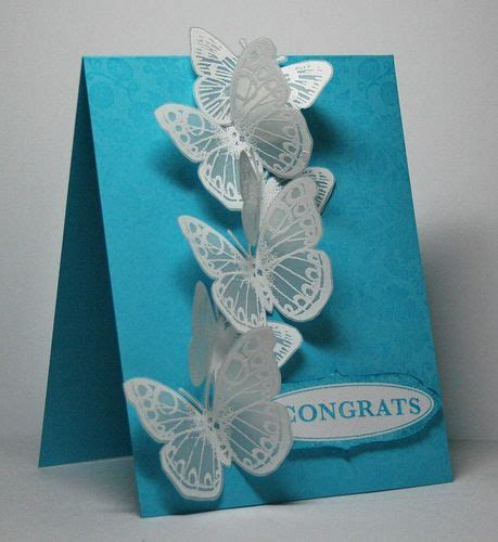 Vellum Paper Craft Ideas - 343 best images about cards w butterflies on