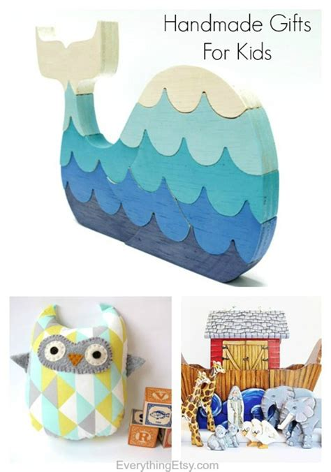 Handmade Gifts For Children - handmade gifts for on etsy ones