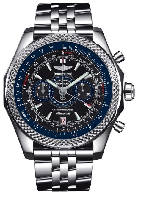 Breitling A2636416/BB66 SS Bentley Supersports/Limited