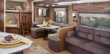 Bunk Beds Designs travel trailer with bunk beds