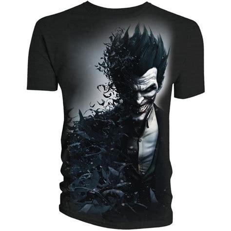 Batman Arkham Origins Joker Smiles T Shirt