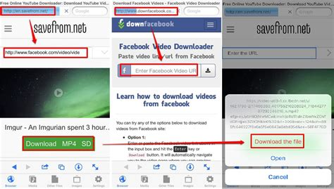fb video downloader download videos from facebook to iphone leawo tutorial