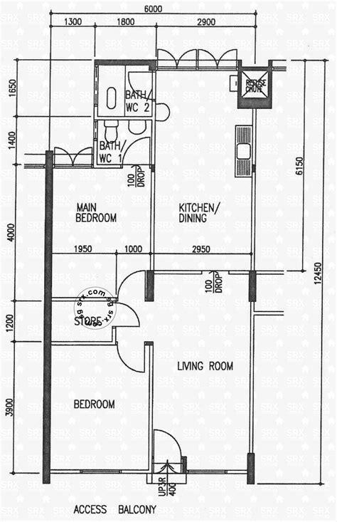 hdb floor plans 443 ang mo kio avenue 10 s 560443 hdb details srx property