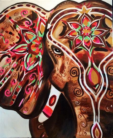 watercolor tattoo groningen elephant indian elephant artisoof groningen www