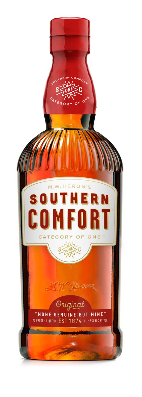 a of southern comfort brand new new logo and packaging for southern comfort by
