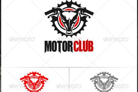 Motorcycle Logo Design Psd Templates Free Premium Motorcycle Logo Design Templates