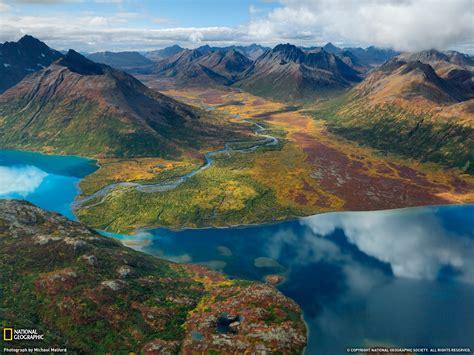chikuminuk lake photo alaska wallpaper national