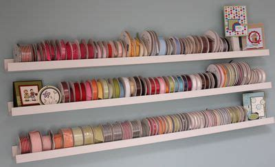 ikea photo ledges best 25 ribbon storage ideas on pinterest ribbon