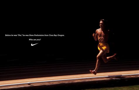 Nike Fullcolor nike steve prefontaine quotes quotesgram