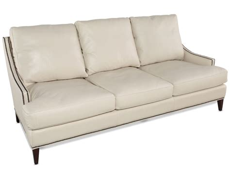henredon leather sofa henredon leather sofa mathis brothers furniture