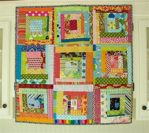 87 best images about quilts wonky log cabin on