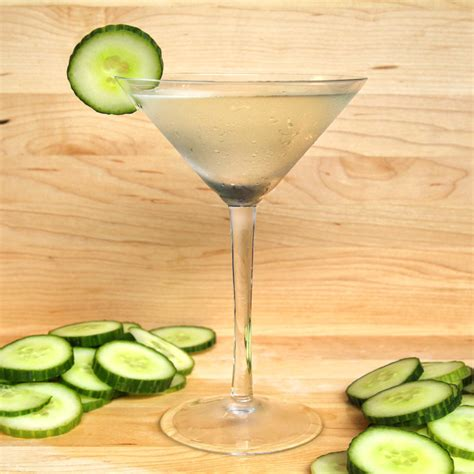 cucumber martini recipe cucumber martini recipe at be mixed
