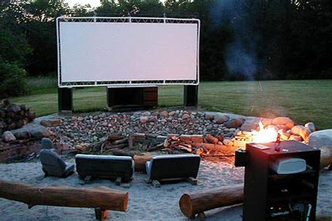 backyard drive in coon creek drive in theater projector people news