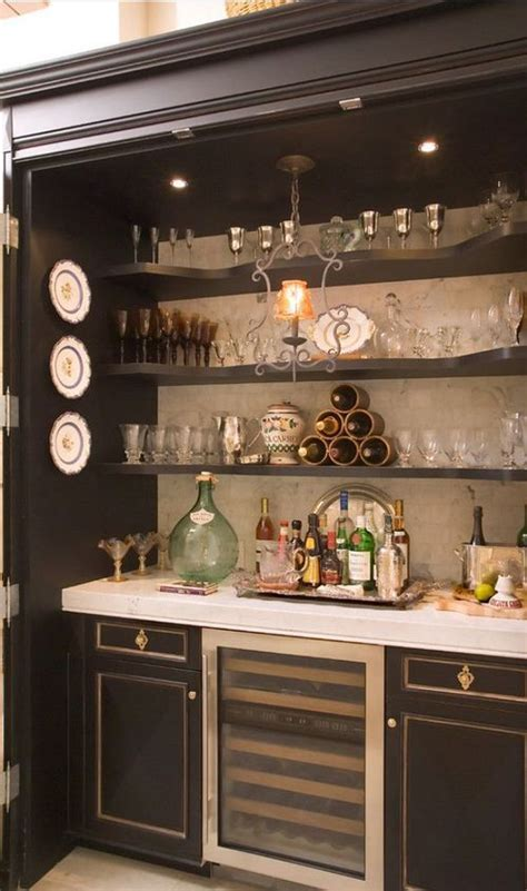 50s Kitchen Cabinets by Best 25 Home Bar Designs Ideas On Pinterest