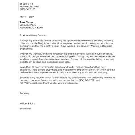 best apprentice electrician cover letter exles