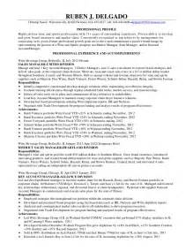 Vineyard Manager Sle Resume by Resume Sales Wine