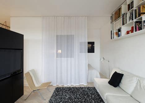 top floor studio apartment renovation by rotstein arkitekter