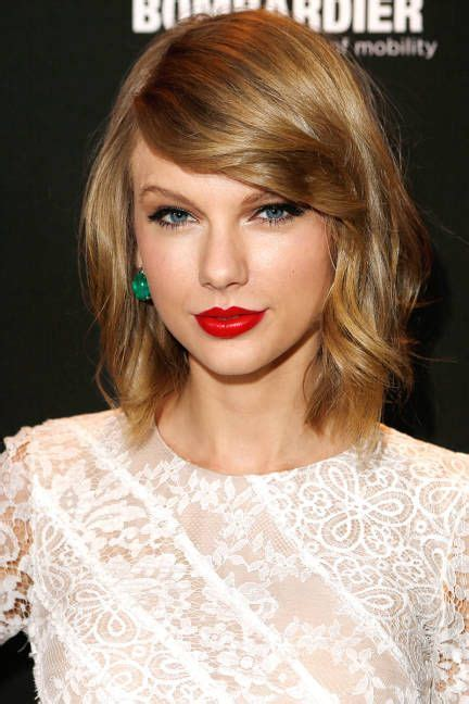 taylor swift lob haircut how 28 ways to wear a lob this spring bobs klassisch und