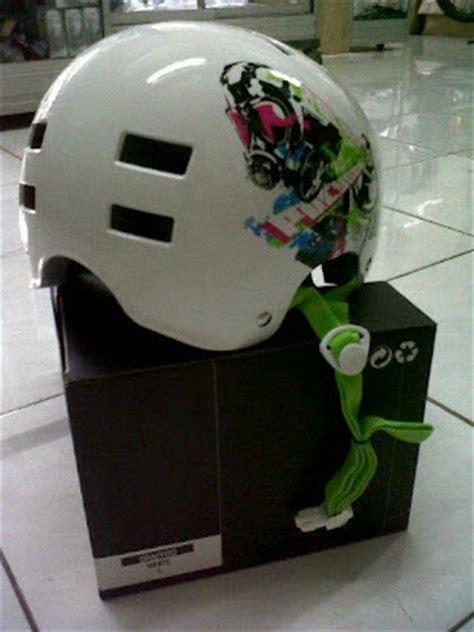 Helm Cross Polygon Serb Sepeda Helm Sepeda Polygon Grafitto Harga Rp
