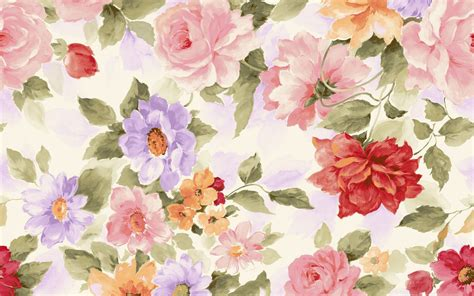 wallpaper flower portrait watercolor flowers wallpaper wallpapersafari