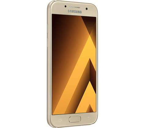 Samsung Galaxy A3 2017 16gb Gold buy samsung galaxy a3 2017 16 gb gold free delivery