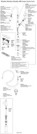plumbingwarehouse delta kitchen faucet parts for