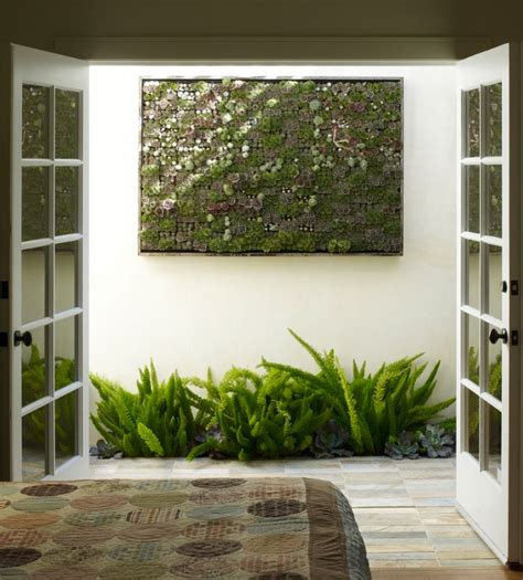 Indoor Wall Garden by Interior Wall Hanging Garden Minature Succulents Olpos