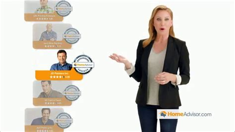 homeadvisor tv commercial always free featuring