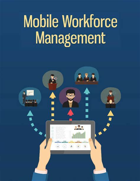 mobile workforce the advance of mobile workforce management tookan