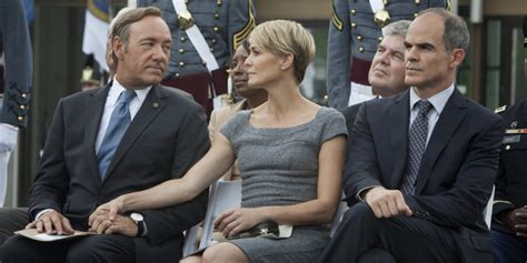 House Of Cards Season 3 by House Of Cards Season 3 Begins