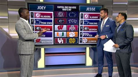 capital one fan vote espn capital one fan vote espn video