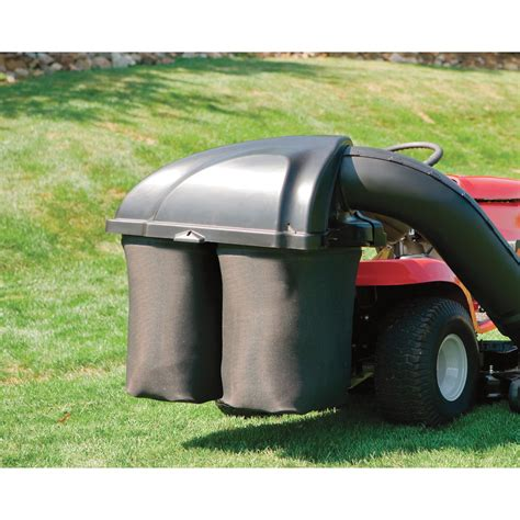 Mtd Riding Lawn Mower Rear Bagger | arnold corp rear mounted bagger for mtd and yard man