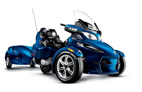 Spyder Motorrad by 2015 Canam Spyder Rt Limited Autos Post