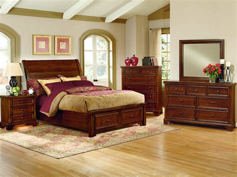 vaughan bassett hanover collection bedroom set