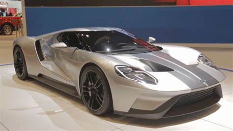 ford gt silver the 2017 ford gt silver looks mesmerizing gt speed