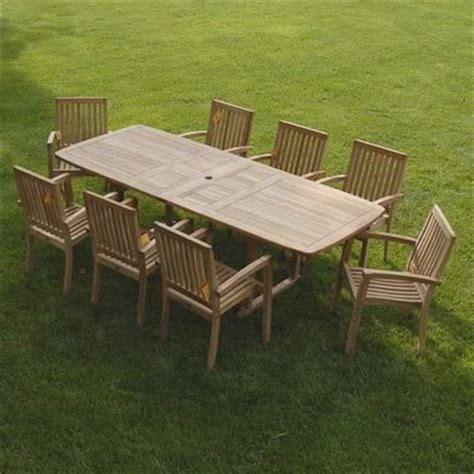 Teak Patio Furniture Sets Compare And Choose Reviewing The Best Teak Outdoor Dining Sets Teak Patio Furniture World