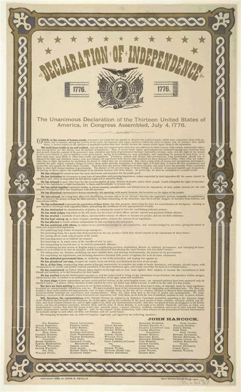 up letter based on the declaration of independence 82 best images about declaration of independence on