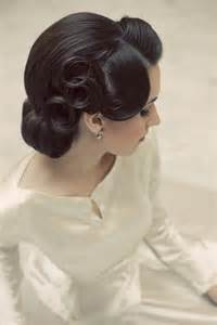 Perfect Wedding Dress Vintage Hairstyles That Match Your Vintage Dress Hair World Magazine
