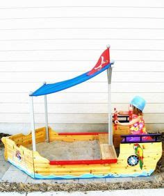 blue boat sandbox sandpit on pinterest sandbox sand boxes and sand pit